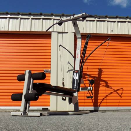 Photo BOWFLEX Motivator 2 Home Gym Weight Lifting - $100 (Hagerstown)