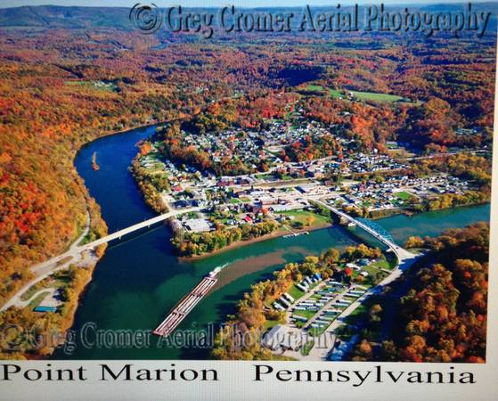 Photo Boat dock slips for rent Point Marion Marina  Cheat Lake - $495 (Point Marion P)