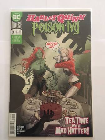 Photo Comic Books - Harley Quinn and Poison Ivy, Meet Betty  Veronica - $16 (Frederick, MD)