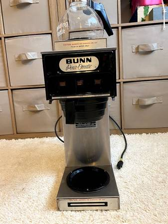 Photo Commercial Bunn Coffee Maker - $100 (Inwood, WV)