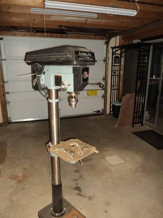 Photo Delta 17-900 16 12quot floor drill press - $350 (Waynesboro, Pa)