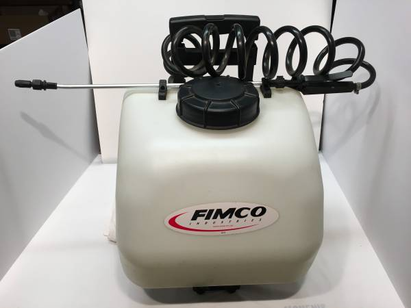 Photo Fimco 8 Gallon Battery Operated Sprayer - $79 (Hagerstown)