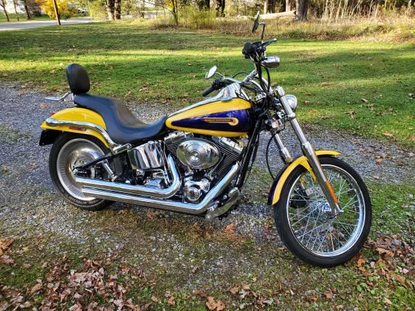 Photo Harley Davidson Softail Deuce - $6,500 (Altoona, Pa)