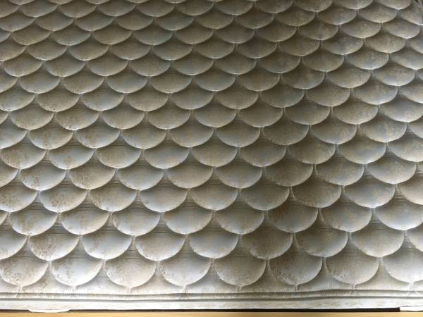 Photo IKEA full size bed with mattress - $200 (Highland)