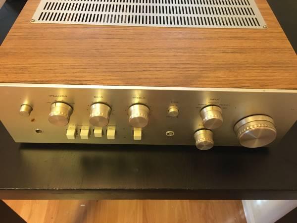 Photo Kenwood KA-1400G Stereo Amp, Amplifier - $90 (New Market MD)
