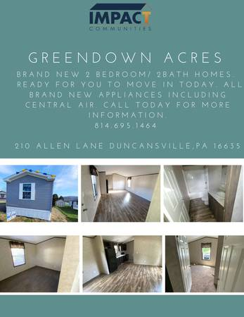Photo New homes for sale available soon (Duncansville)