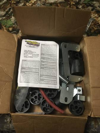 Photo Performance Accessories 3 inch body lift kit Ford Ranger - $175 (Keyser)