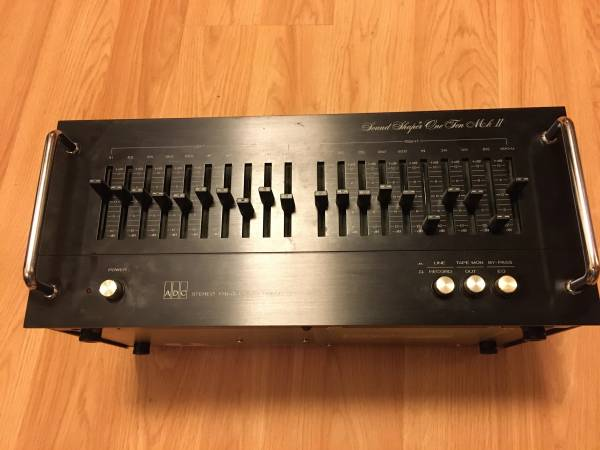 Photo Stereo EQ Sound Shaper MKII - $75 (New Market MD)