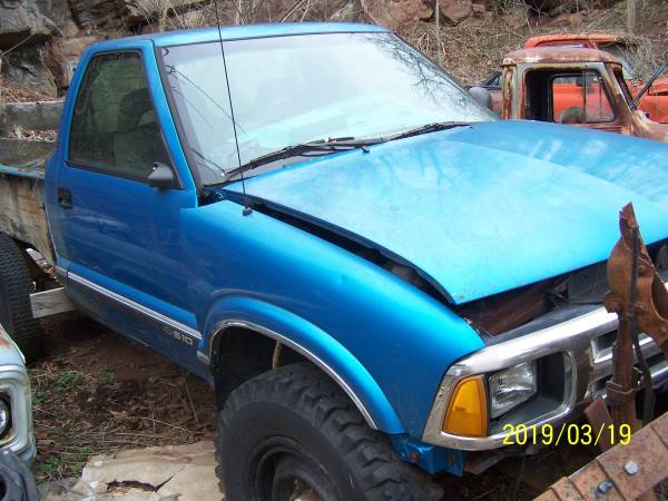 Photo chevy truck s10 k10 k20 (Mount Savage)