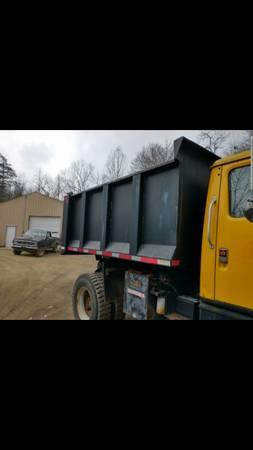 Photo ford chevy dodge kw mack international ton big truck dump beds - $1,000 (romney wv)