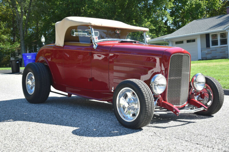 Photo 1932 Ford Roadster Highboy Hot Rod