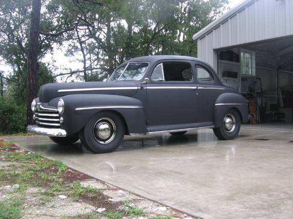 Photo 1947 Ford Coupe - $18,500 (Gunnison CO)