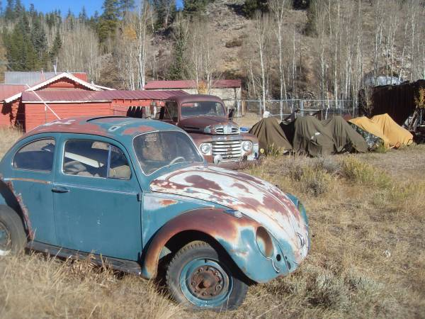 Photo 1947 ford f-400 1964 bug - $1,234 (Pitkin)