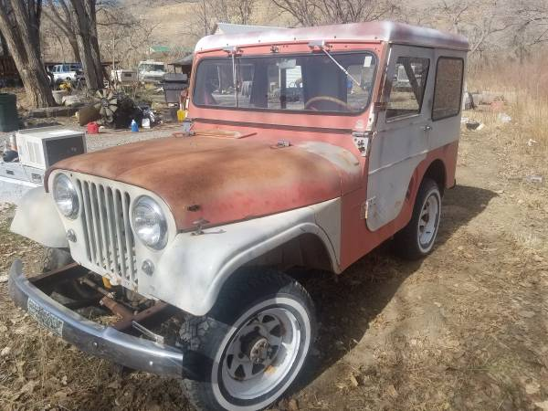 Photo 1963 CJ5 Jeep - $4500 (Palisade colo)