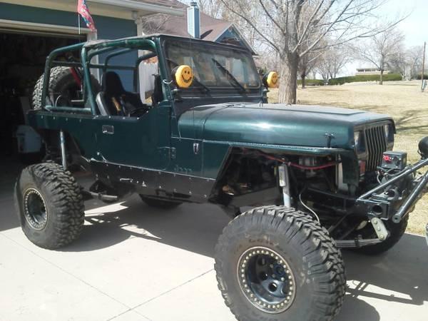 Photo 1993 Jeep YJ Wrangler - $10,000 (Grand Junction)