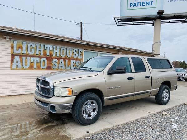 Photo 2003 DODGE RAM 2500 CUMMINS DIESEL Lots of power, this is a nice truck - $7,900 (LIGHTHOUSE AUTO SALES)