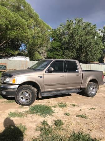Photo 2003 F150 4WD Lariat Crew Cab 92K miles - $8,500 (Montrose)