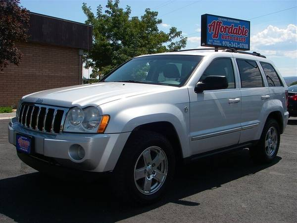 Photo 2005 Jeep Grand Cherokee Limited 4dr Limited - $7995 (Grand Junction Western Slope)