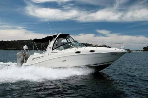 Photo 2005 Sea Ray 275 Sundancer Boat 27 ft - $26500
