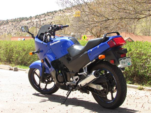 Photo 2006 Kawasaki Ninja 250R - $2,600 (Durango)
