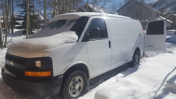Photo 2007 Chevy Express Cargo 1500 - $7700