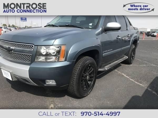 Photo 2008 Chevrolet Avalanche LT - $14,950 (_Chevrolet_ _Avalanche_ _Truck_)