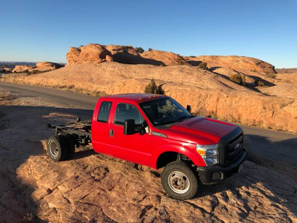 Photo 2013 FORD F350 dually 4X4 - $19999 (Moab)