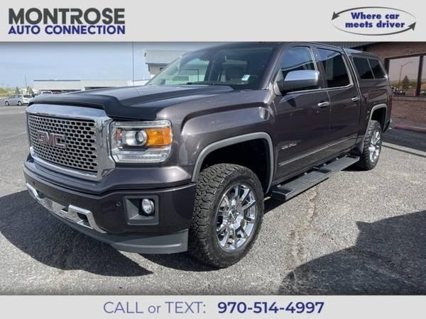 Photo 2014 GMC Sierra 1500 Denali - $38,400 (_GMC_ _Sierra 1500_ _Truck_)