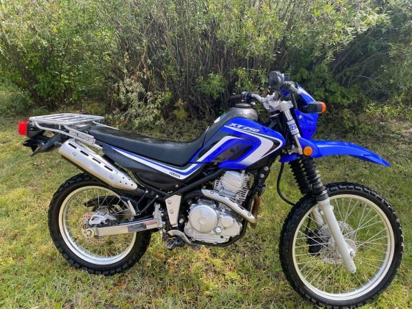 Photo 2014 Yamaha XT 250 - $3,200 (Gunnison Colorado)