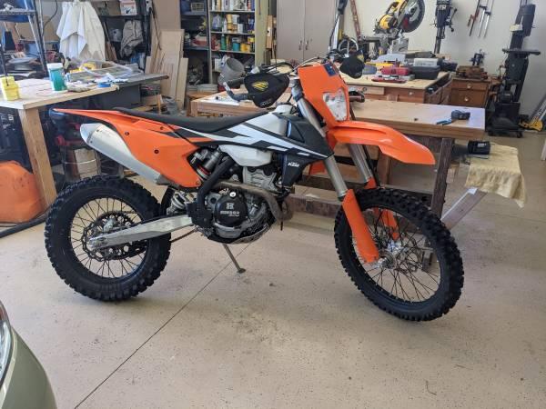 Photo 2017 ktm 250 exc-f dirt bike - $6,500 (Grand Junction)