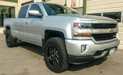 Photo 2018 Chevrolet 1500 Crew Cab LT Package V-8 Automatic Leather Z-71 4X4 - $39,900 (Grand Junction)