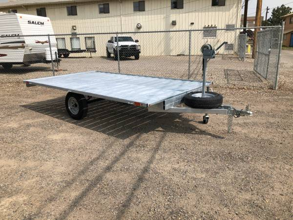 Photo 2020 Sport Trail 7 X 12 Raft Trailer 12RAFTUS - $2,975 (Grand Junciton)
