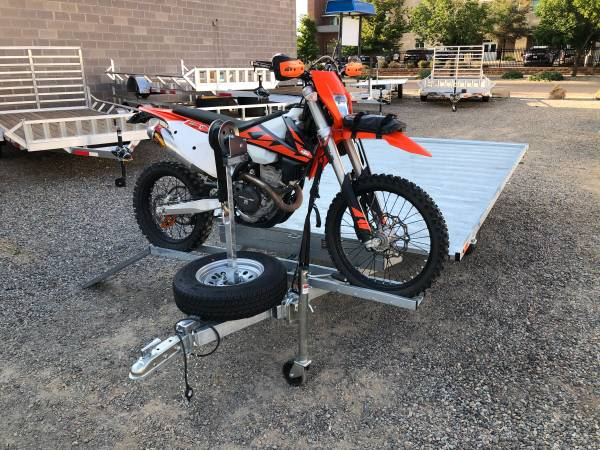 Photo 2020 Sport Trail 7 X 12 Raft Trailer 12RAFTMX - $3,275 (Grand Junciton)