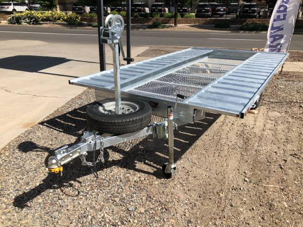 Photo 2021 Sport Trail 7X12 Raft Trailer - $3,275 (Grand Junciton)