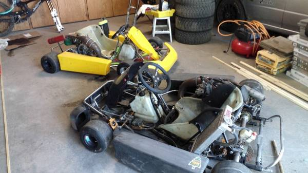 Photo 2 shifter go karts - $2700 (bayfield)