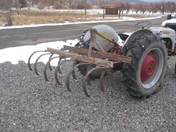 Photo 6ft Chisel Plow  Cultivator - $360 (Delta)