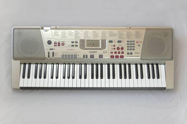 Photo Casio LK-94TV Keyboard - $160 (Pagosa Springs)