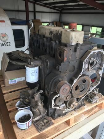 Photo Cummins 4bt engine - $1250 (Dolores)