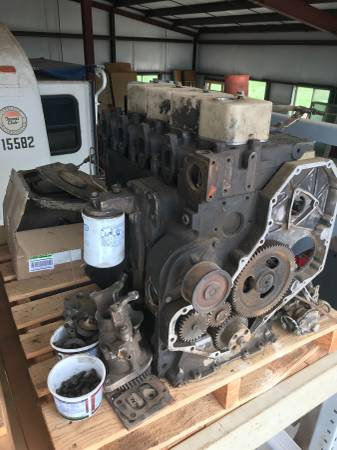 Photo Cummins 4bt engine - $1250 (Dolores)