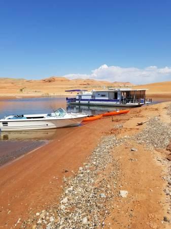 Photo Houseboat for Sale - $33,600 (Bullfrog UT)