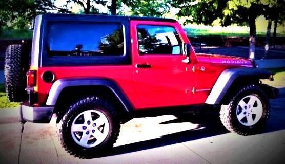Photo Jeep - HARDTOPS  DOORS - JK JL TJ LJ YJ Wrangler  CJ39s - $1 (Denver-metro  CO statewide)