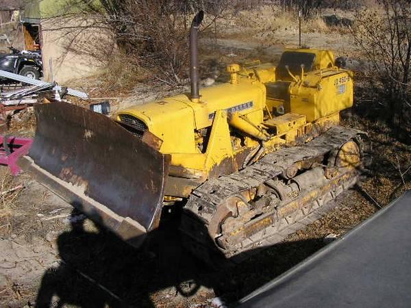 Photo John Deere 450BC Crawler Dozer - $12,000 (Delta, CO)