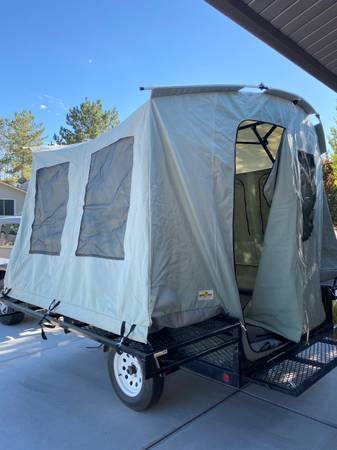 Photo Jumping Jack Tent Trailer - $4000 (Grand Junction)