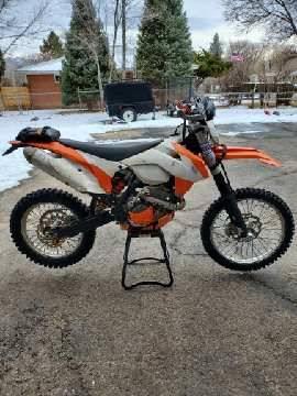Photo KTM XCF-W 350 DIRT BIKE - $4,300 (CORTEZ)