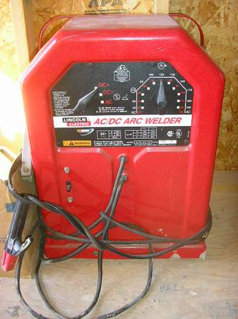 Photo Lincoln ACDC Electric Welder - $250 (Delta, CO)
