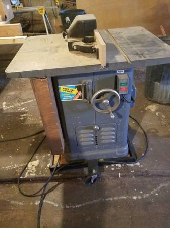 Photo Old School Delta Shaper and cutters - $650 (Olathe)