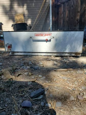 Photo Pack rat, knaack tool box will separate - $700 (grand junction CO.)