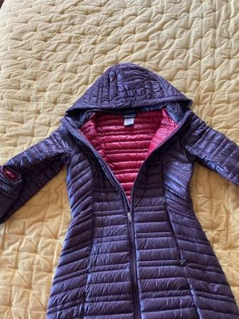 Photo Patagonia Down Parka - Womans Extra Small - $150 (Cortez CO)