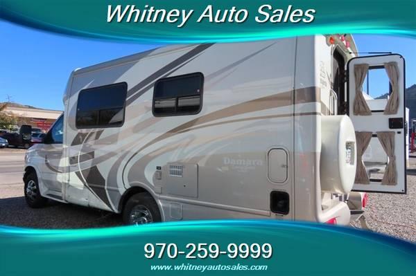 Photo Safari Damara Touring Sedan 210 - $44,250 (Durango, Colorado)