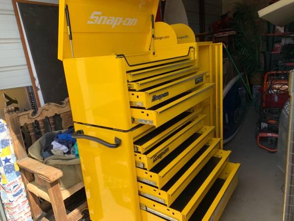 Photo Snap On KRA 40 Tool Box Set - $3,200 (Grand Junction)